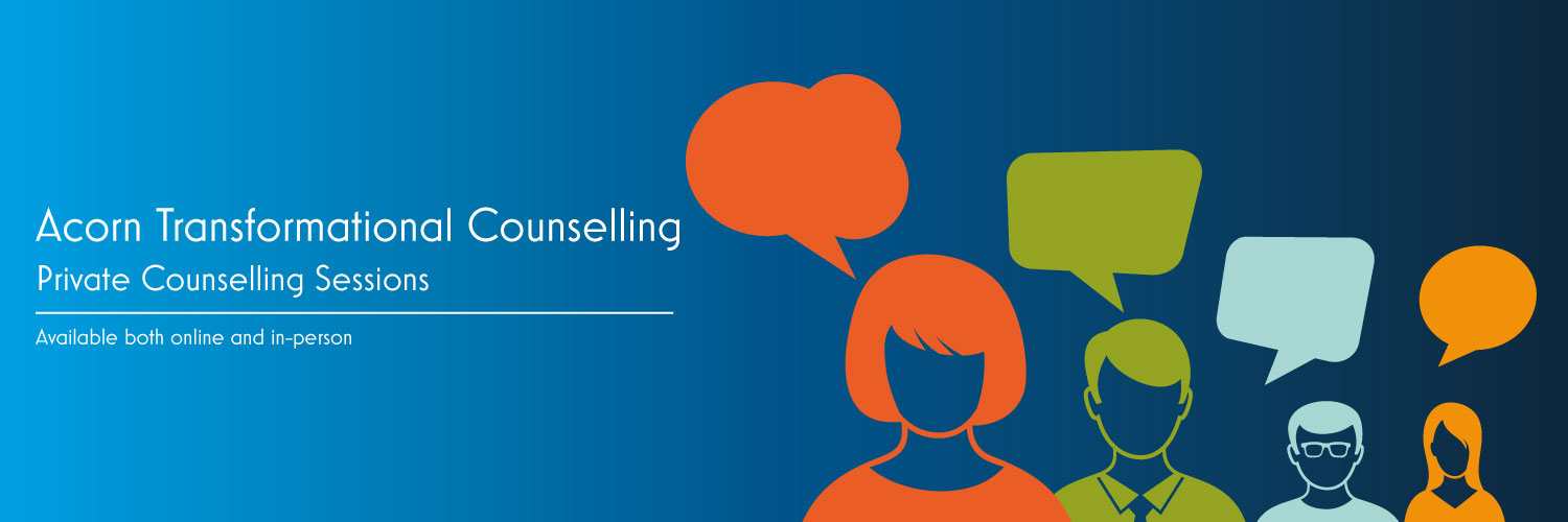 Tranformational Counselling Banner